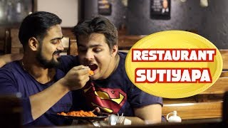 Download Restaurant Sutiyapa | Ashish Chanchlani Video