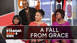 Download Tyler Perry, Cicely Tyson And Phylicia Rashad Shot 'A Fall From Grace' In 5 Days Video