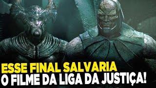 Download O Final ORIGINAL de Liga da Justiça que SALVARIA O FILME! Video