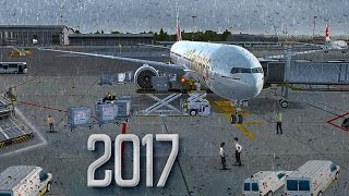 Download New Flight Simulator 2017 - P3D 3.4 [Spectacular Realism] Video