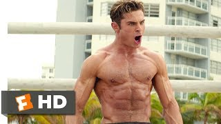 Download Baywatch (2017) - The Big Boy Competition Scene (2/10) | Movieclips Video