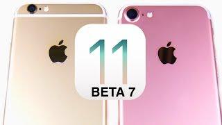 Download iPhone 6 vs iPhone 7 iOS 11 Beta 7 Video