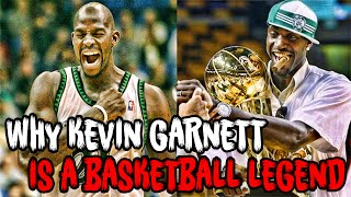 Download 5 Reasons Why Kevin Garnett Is A BASKETBALL LEGEND! Video