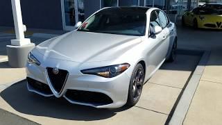 Download 2017 Alfa Romeo Giulia Test Drive Video