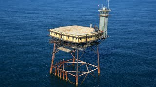 Download The Most Terrifying B&B on Earth: The Frying Pan Tower Coast Guard Light Station Video