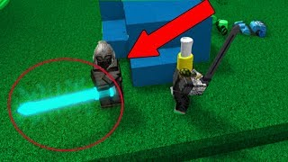 Download HE USED A HACKED GOD WEAPON! (Roblox Bedwars) Video