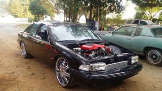Download 1995 Chevy Impala SS LS3 With LSA Supercharger #376SS Video