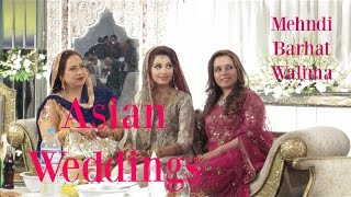 Download Pakistani Weddings | Baraat - Mehndi - Walima | Travelogue 3 Video