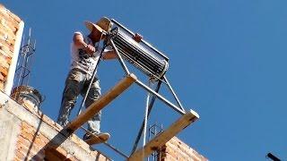Download Cuando el trabajo vale más que la vida. Albañiles temerarios que arriesgan su vida. Video