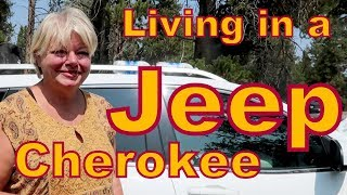 Download Paula Living in a Jeep Cherokee Video