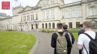 Download A student tour of our campus & city of Cardiff Video