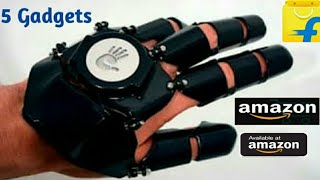 Download 5 Cool Inventions You Can Buy On Amazon || NEW TECHNOLOGY FUTURISTIC GADGETS[2018-TAMIL] Video