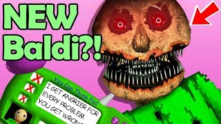 Download Baldi's NEW FORM! I answer ALL the Questions WRONG & he's CHANGED!? (Baldi's Basics Update) Video