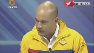 Download La discusión de Vladimir Villegas y Héctor Rodríguez Video