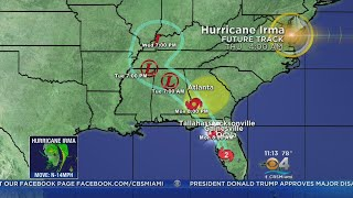 Download Tracking Hurricane Irma and Hurricnae Jose 9-10-17 11PM Video