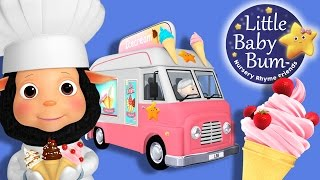 Download Ice Cream Song | Part 2 | Nursery Rhymes | Original Song By LittleBabyBum! Video