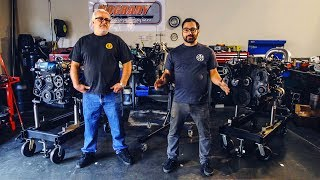 Download Battle of the Internet Motor Superstars! - Hot Rod Garage Preview Ep. 62 Video