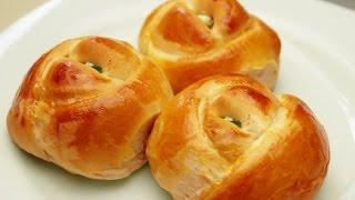 Download Rose Shaped Dinner Rolls Recipe - Turkish Pogaca Pastry Video