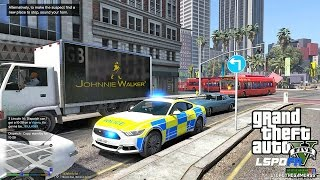 GTA 5 LSPDFR 0 3 1 - EPiSODE 249 - LET'S BE COPS - BRITISH