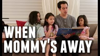 Download Daddy Duties When Mommy's Away- ItsJudysLife Vlog Video