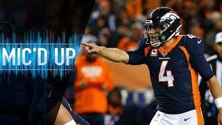 Download Case Keenum Mic'd Up vs. Browns ″Son of a biscuit!″ | NFL Films Video