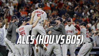 Download MLB | 2018 ALCS Highlights (HOU vs BOS) Video