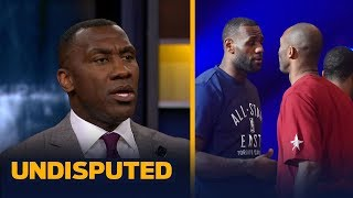 Download Kobe Bryant vs LeBron James - Skip and Shannon passionately debate who is better | UNDISPUTED Video