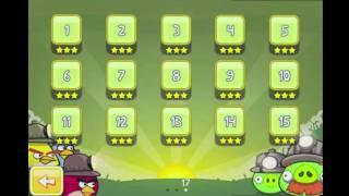 Download Angry Birds Golden Egg 25 Walkthrough Video