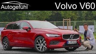 Download Volvo V60 FULL REVIEW all-new 2019 neu - Autogefühl Video