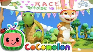 Download The Tortoise and the Hare   CoCoMelon Nursery Rhymes & Kids Songs Video
