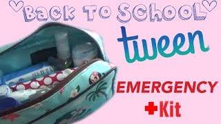 Download DIY GIRL'S EMERGENCY KIT ( FOR SCHOOL) Video