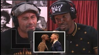 Download Joe Rogan & Jamie Foxx on Conor vs. Floyd ″It's a Freak Show!″ Video