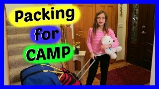 Download PACKING FOR CAMP Video