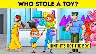 Download 12 RIDDLES TO PROVE YOU'RE SMART IF YOU CAN SOLVE THEM Video