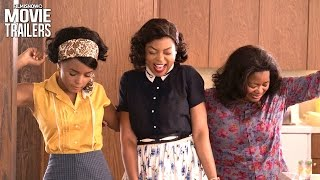 Download Hidden Figures | ALL Trailers and Clips Compilation Video