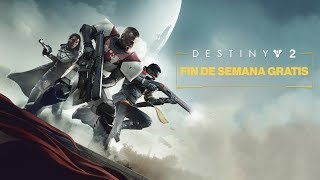 Download Destiny 2: Tráiler del fin de semana gratis para Playstation. [ES] Video
