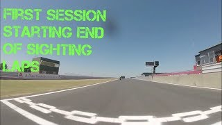 Download MrMcGs first session! 25/6/18 snetterton Video