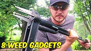 Download 8 Weeder Gadgets put to the Test Video