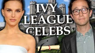 Download 13 Celebrities Who Attended Ivy League Schools Video