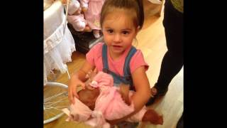 Mary Shortle Nursery All Silicone Baby Chloe Free