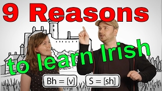 Download 9 Reasons to Learn Irish☘💚 (with Benny the Irish Polyglot & Lindsay Does Languages) Video
