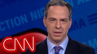 Download Jake Tapper fact checks Roy Moore spokesman Video