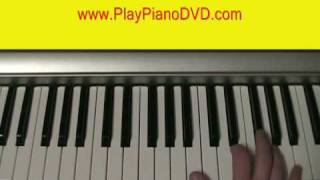 Download How to play Don't stop believin' intro by Journey on piano Video