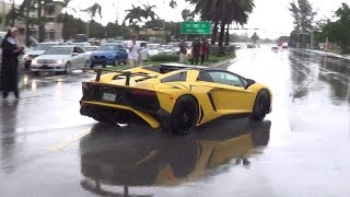 Download Supercars BLASTING from Lamborghini Miami. Halloween Supercar RUN 2016 LOUD Acceleration Video