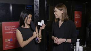 Download Sagely Naturals Co-Founder Kerrigan Behrens @ Bayer G4A Launch NYC | WTF Health Video
