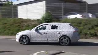 Download 2019 Skoda Rapid replacement spied at the Nurburgring Video