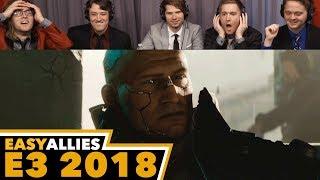 Download Cyberpunk 2077 - Easy Allies Reactions - E3 2018 Video