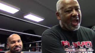 Download gerald washington with his new trainer shadeed suluki EsNews Boxing Video