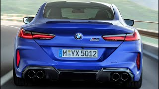 Download 2020 BMW M8 Competition Coupe Video