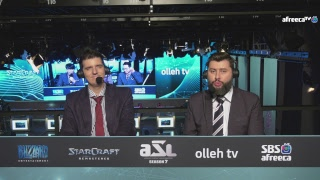 Download [ENG] AfreecaTV StarLeague(ASL) S7 Ro.16 Day1 Video